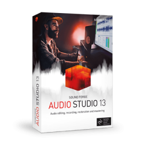 MAGIX SOUND FORGE Pro Crack 13.0.46 Keygen Free